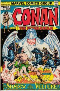 Conan the Barbarian (1970 Marvel) 22 stock photo