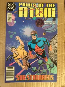 Power of the Atom #12