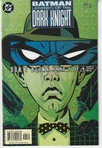 Batman – Legends of The Dark Knight # 164, 165, 166, 167, 168