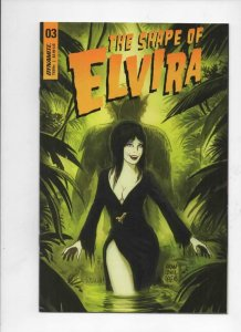 The Shape of ELVIRA #3 A, VF+, Dynamite, 2019, more in store, Francavilla cover