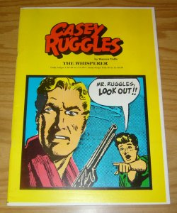 Collection Casey Ruggles FN the whisperer - daily strips - warren tufts 1981