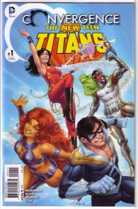 Convergence  : New Teen Titans #1 of 2 VF/NM (New 52)