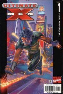 Ultimate X-Men (2001 series) #1, NM + (Stock photo)