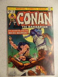 CONAN THE BARBARIAN # 38
