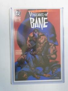Batman Vengeance of Bane (1993 1st print) 7.0/FN/VF