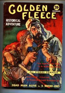 Golden Fleece Pulp #3 December 1938- H. Bedford Jones-E. Hoffman Price