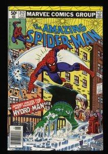 Amazing Spider-Man #212 NM- 9.2 Marvel Comics Spiderman