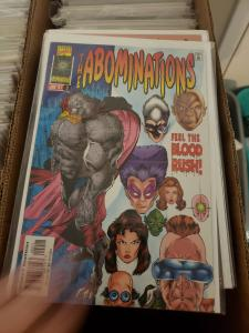 The Abominations #2