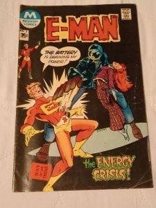 E-Man #3 (1974) EA2