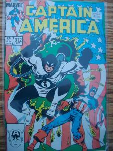 Captain America 312 NM