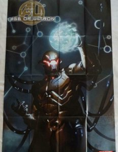 AGE OF ULTRON Promo Poster, 24 x 36, 2013, MARVEL, Unused more in our store 310
