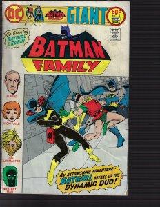 Batman Family #2 (DC, 1975)