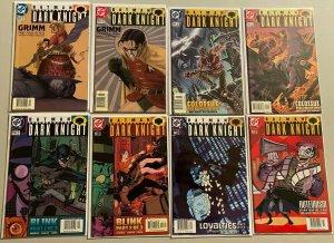 Batman legend of the dark knight comic from:#152-205 30 diff 8.5 VF+ (2002-06)