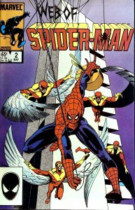 Web of Spider-Man #2 (1985)