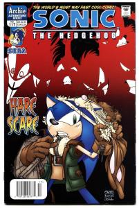 Sonic The Hedgehog #117 2003-archie comics-Sega