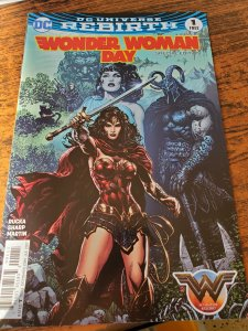 Wonder Woman Day Special Edition #1 (2017)