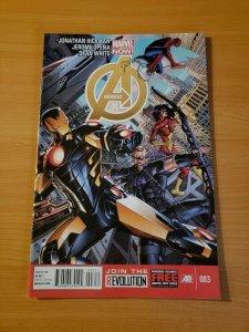 Avengers #3 ~ NEAR MINT NM ~ 2013 Marvel Comics
