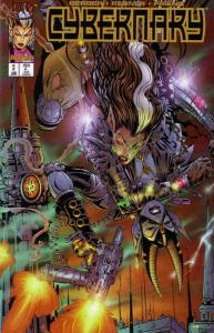 Cybernary #3 VF/NM; Image | save on shipping - details inside