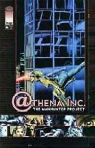 Athena Inc. The Manhunter Project #2B VF/NM; Image | save on shipping - details