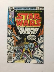 Star Wars 18 The Empire Strikes Nm Near Mint