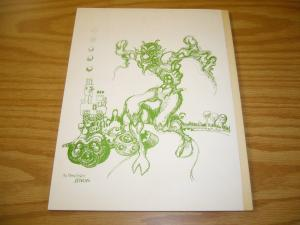 All-Stars #1 VF (1st print) steve ditko  gilbert shelton  greg irons underground
