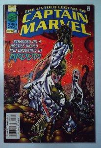 Untold Legend of Captain Marvel #3 (1997)