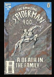 Amazing Spider-Man #400 VF+ 8.5 Direct Edition!