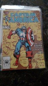 Captain America #319 (Marvel,1986) Condition NM
