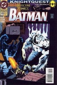 Detective Comics (1937 series) #670, VF+ (Stock photo)