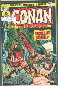 Conan the Barbarian #50