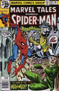 MARVEL TALES 101-291, 25-Different, Classic SPIDERMAN