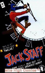 JACK STAFF (2000 Series)  (DANCING ELEPHANT) #12 Near Mint Comics Book