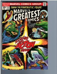 Marvel's Greatest Comics #54 (1975)