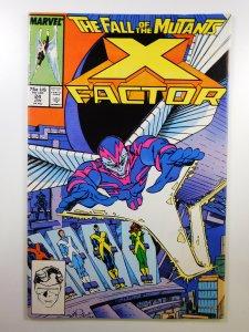 X-Factor #24 (1988) VF+