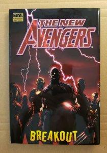 New Avengers Breakout Hardcover Graphic Novel - 1st Print NM!