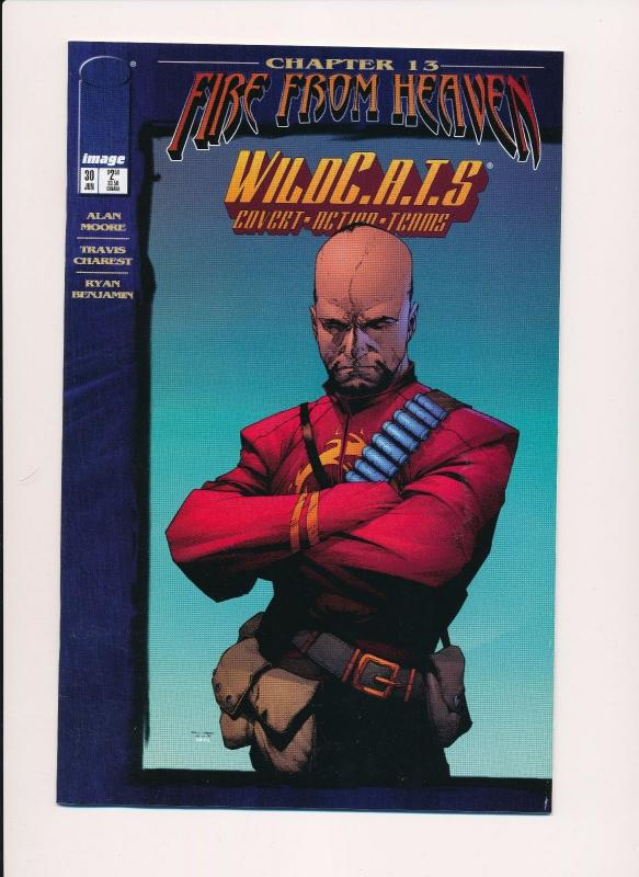 Image Comics MIXED LOT OF 7 - WILDC.A.T.S. FINE/VERY FINE (SRU129)