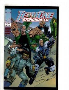 Team One: Stormwatch #2 (1995) SR36