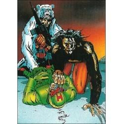 1992 Wolverine: From Then 'Til Now: Series 2 S.H.I.E.L.D. #6