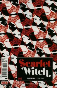 Scarlet Witch (2nd Series) #6 VF/NM; Marvel | save on shipping - details inside
