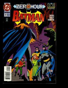 Lot of 11 Batman DC Comics # 511 0 512 513 514 515 516 517 518 519 520 SM3