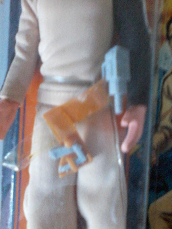 1975 Mattel Space 1999 Commander Koenig
