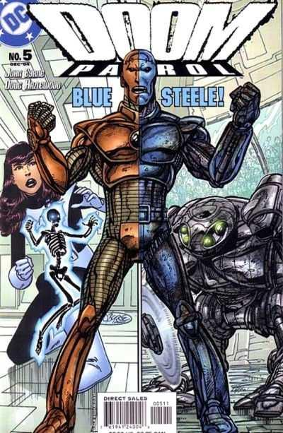 Doom Patrol (2004 series) #5, NM- (Stock photo)