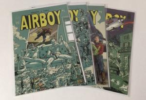 Airboy 1-4 NM Near Mint Image A44