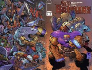 Big Bruisers #1 VF/NM; Image | save on shipping - details inside
