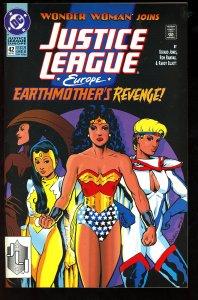 Justice League Europe #42 (1992)