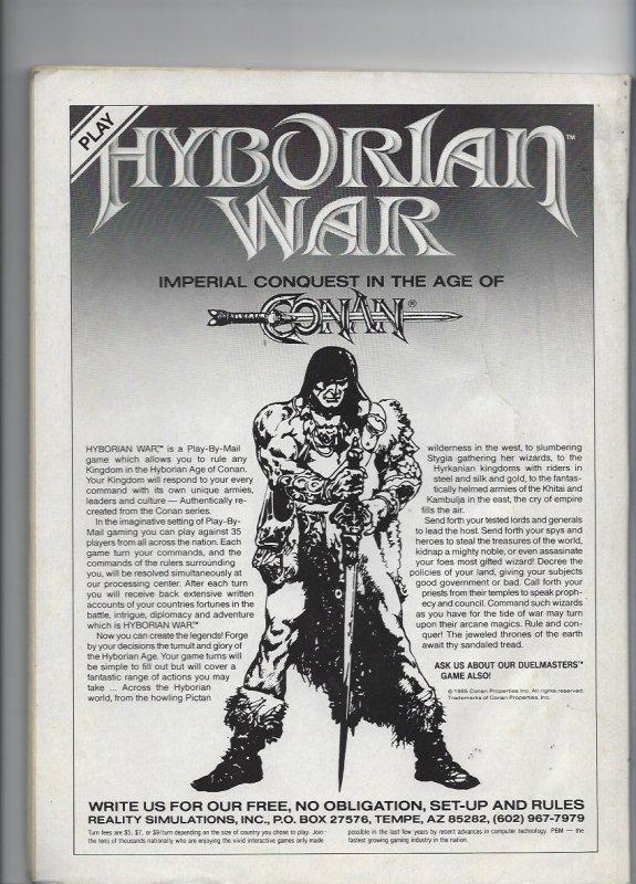 The Savage Sword of Conan #204 (1992)