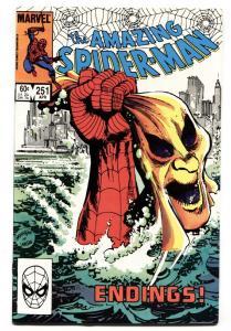 AMAZING SPIDER-MAN #251-Hobgoblin-1984-MARVEL-VF/NM