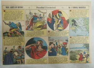 Highlights of History Sunday Hannibal by J. Carroll Mansfield from 1935