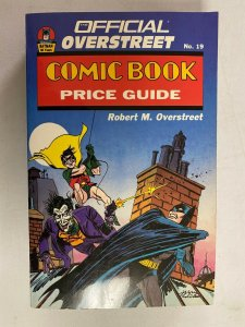 Overstreet Price Guide #19 Softcover 8.0 VF (1989)