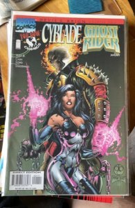Cyblade / Ghost Rider #1 (1997)